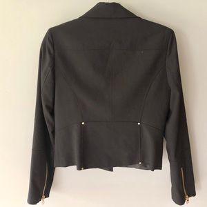 Calvin Klein Jackets & Coats - Calvin Klein Asymmetrical Zipper Moto Jacket